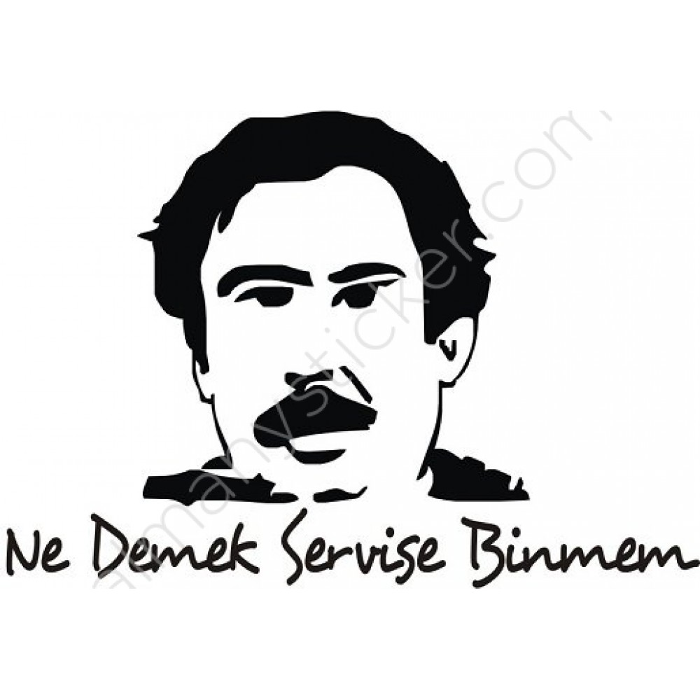 Sticker ne demek