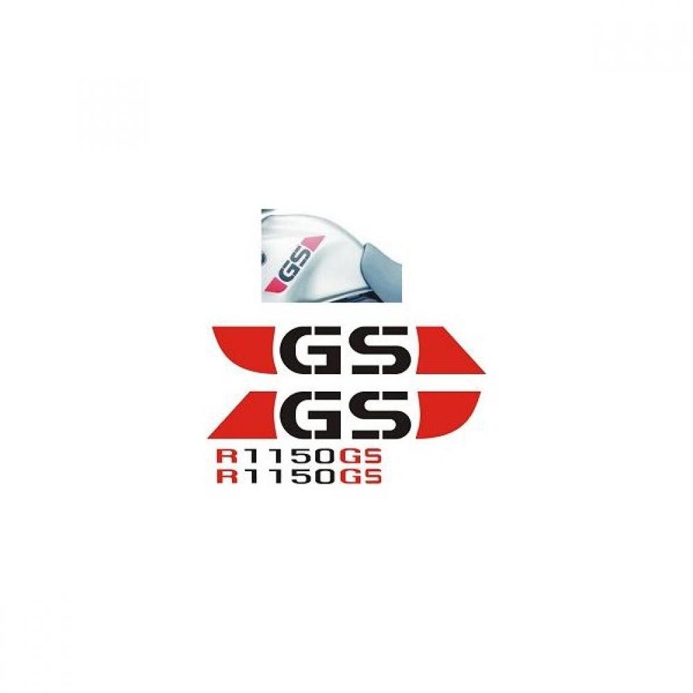Bmw Gs R1150 Sticker Set