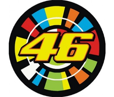 46  sticker,motosiklet sticker