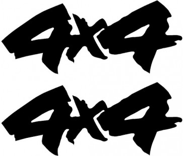 4x4 Off road sticker,jeep sticker,