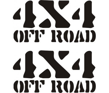 4x4 off road sticker,jeep Sticker