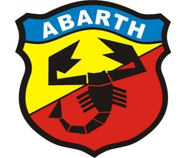 Abarth  Sticker,oto sticker