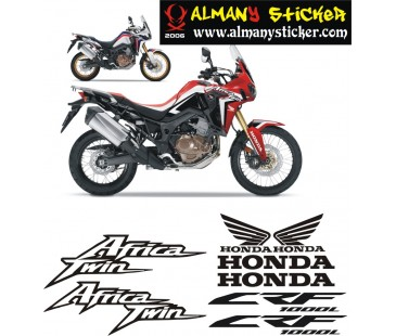 Africa Twin 1000L Sticker