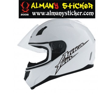 Africa Twin Kask Sticker