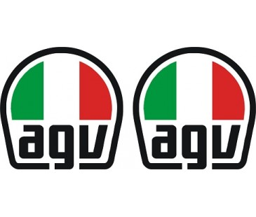 Agv sticker-2,motosiklet sticker