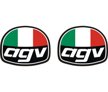 Agv sticker,cross sticker