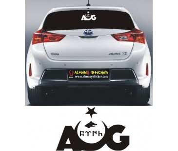 Aog Sticker