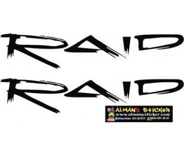 Aprilia Capanord Raid  Sticker Set