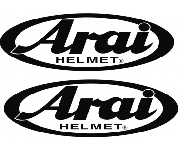 Arai sticker,motosiklet sticker