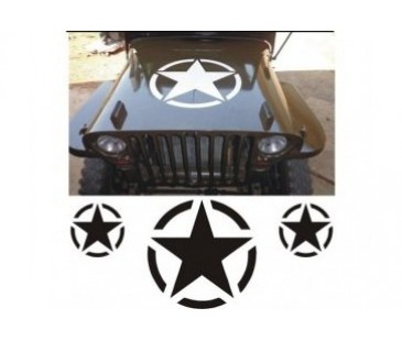 Army Sticker Set