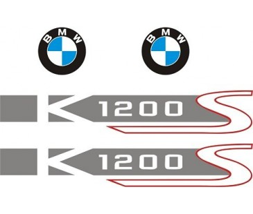 BMW K1200S STİCKER SET