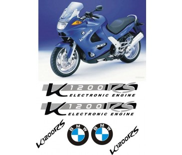 BMW K1200RS STİCKER SET