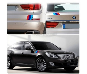 BMW Şerit Sticker