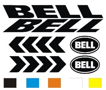 Bell Kask Sticker