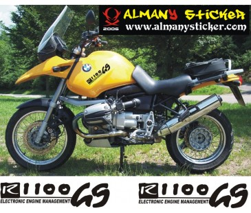 Bmw R1100 Gs Sticker