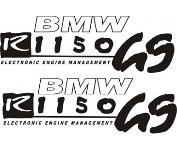 Bmw R1150GS Sticker,r1150 sticker,bmw motosiklet  sticker
