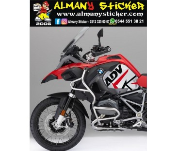 Bmw R1200 Adv Sticker set,bmw r1200 depo sticker