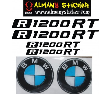 Bmw R1200Rt Sticker Set