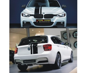 Bmw Şerit Sticker Set