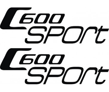 Bmw c600sport sticker,