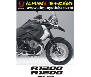 Bmw r1200 sticker set