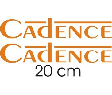 CADENCE STİCKER,OTO STİCKER