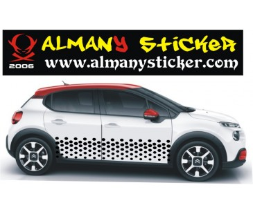 Citroen Sticker