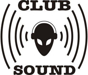 Club Sound Sticker-2