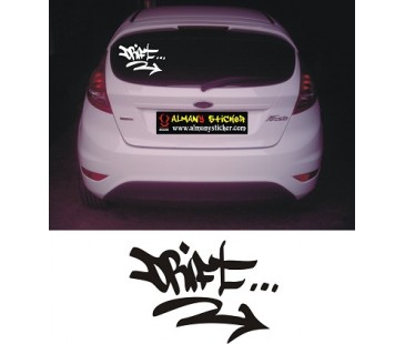 Drift sticker,oto sticker,motosiklet sticker