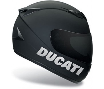 Ducati Kask Sticker