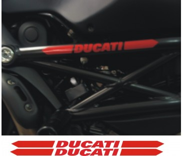 Ducati Şase Sticker