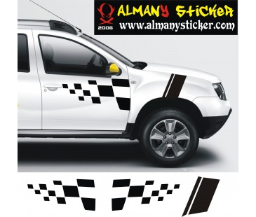 Duster Sport Sticker
