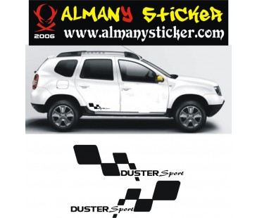 Duster Sticker,Jeep Sticker,Off Road Sticker