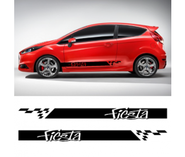 Ford Fiesta Sticker