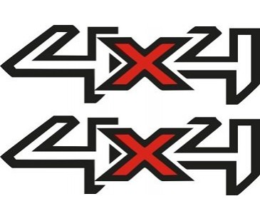Ford Ranger 4x4 sticker,4x4 sticker,jeep sticker,off road sticker