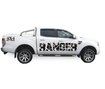Ford Ranger sticker set,jeep sticker