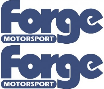 Forge motosport sticker