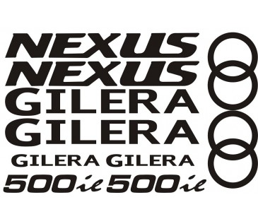 Gilera Nexus 500 ie sticker