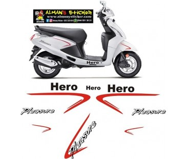 HERO PLEASURE STİCKER