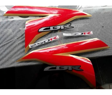 HONDA CBR250R STİCKER