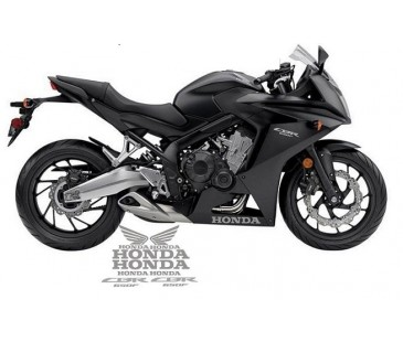 HONDA CBR650F STİCKER SET