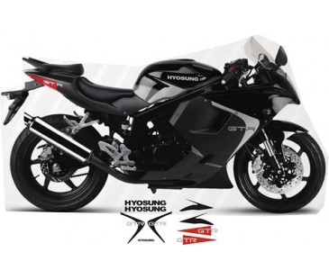 HYOSUNG GTR250 STİCKER SET