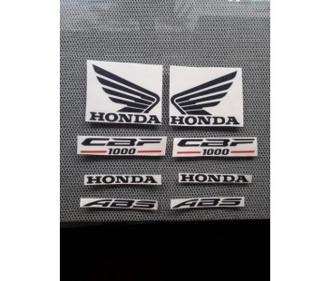 Honda Cbf 1000 Sticker Set