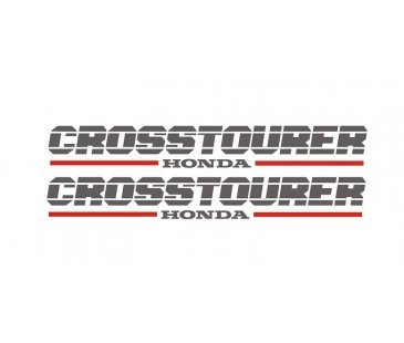Honda Crosstourer sticker,motosiklet sticker
