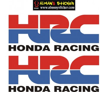 Honda Hrc Sticker