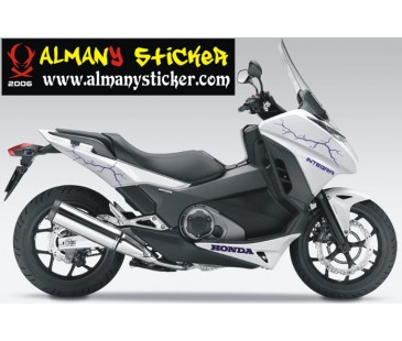 Honda İntegra Sticker