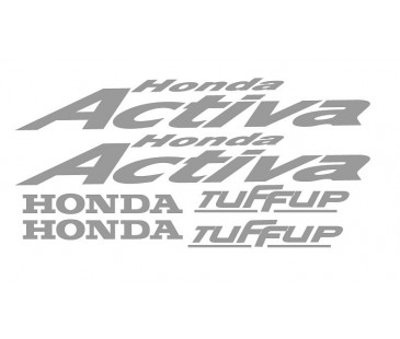 Honda activa sticker set