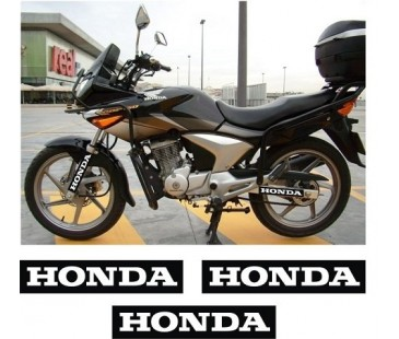 Honda cbf sticker set-34