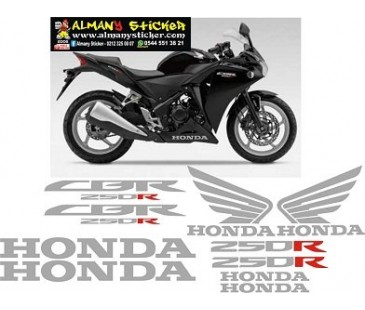 Honda cbr250r sticker