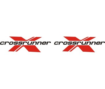 Honda crossrunner,honda crosstourer sticker